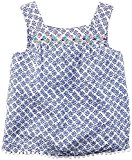 Carter's Baby Girls' Woven Fashion Top, Print, 18 Months