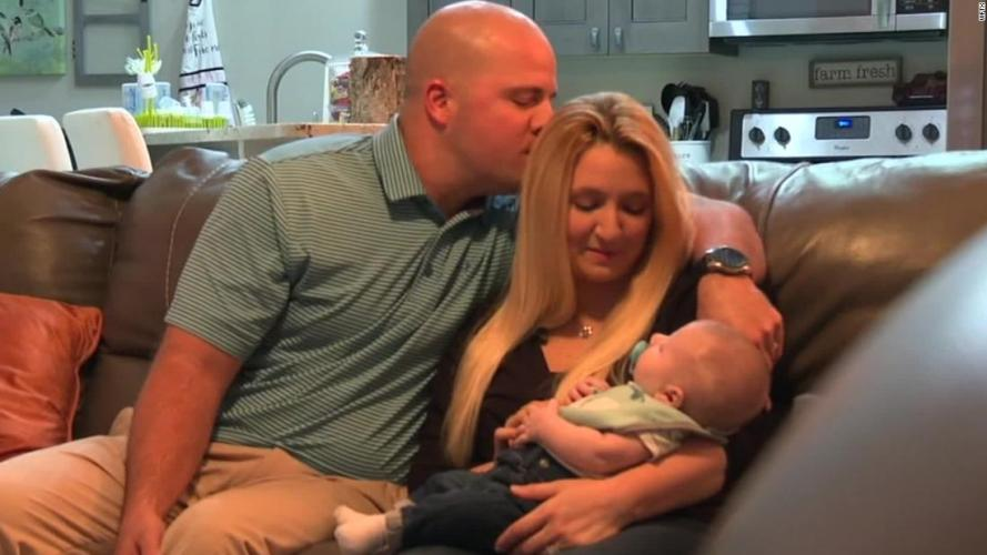Florida couple gives birth to boy thanks to 'Win a Baby' contest