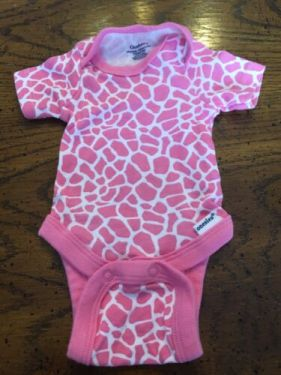 Gerber Baby Unisex Newborn Preemie Clothes Onesie Outfit New