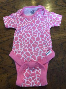 Gerber Baby Unisex Newborn Preemie Clothes Onesie Outfit New