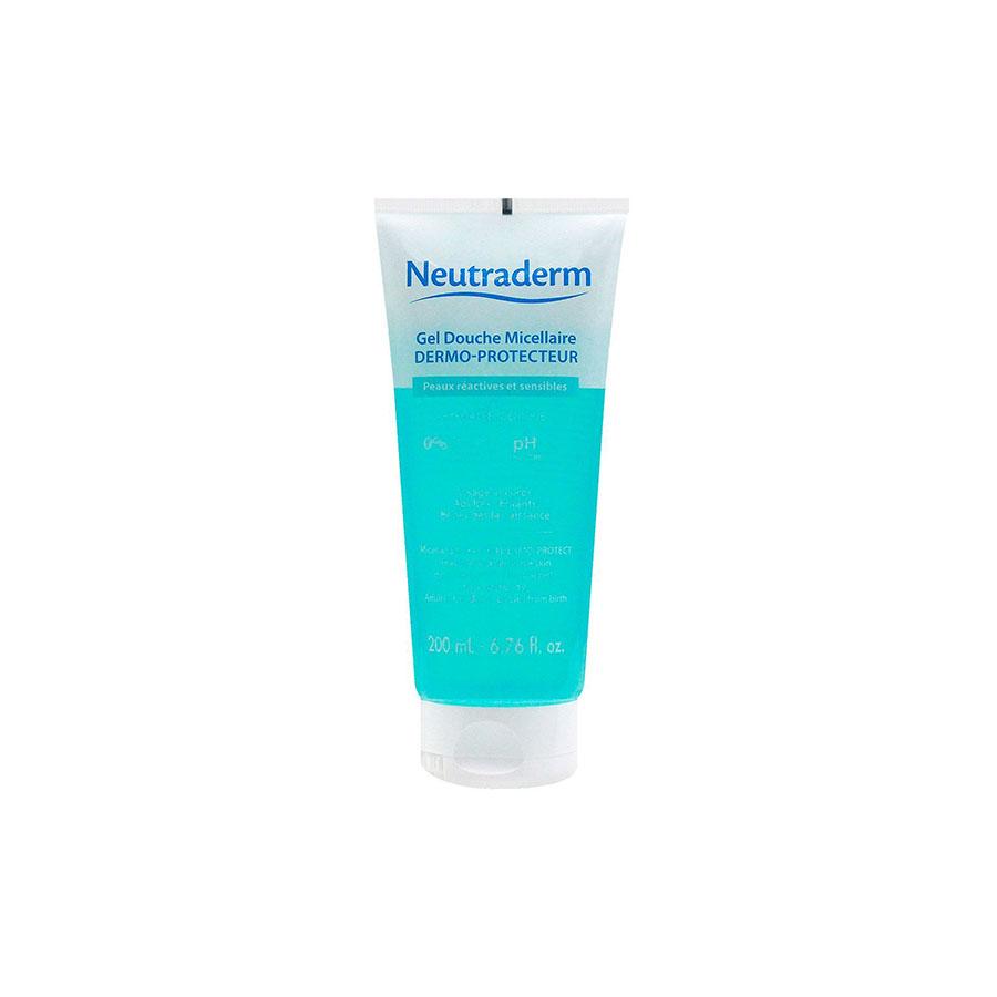 Gel douche micellaire dermo- protecteur peaux réactives et sensibles 200 ml