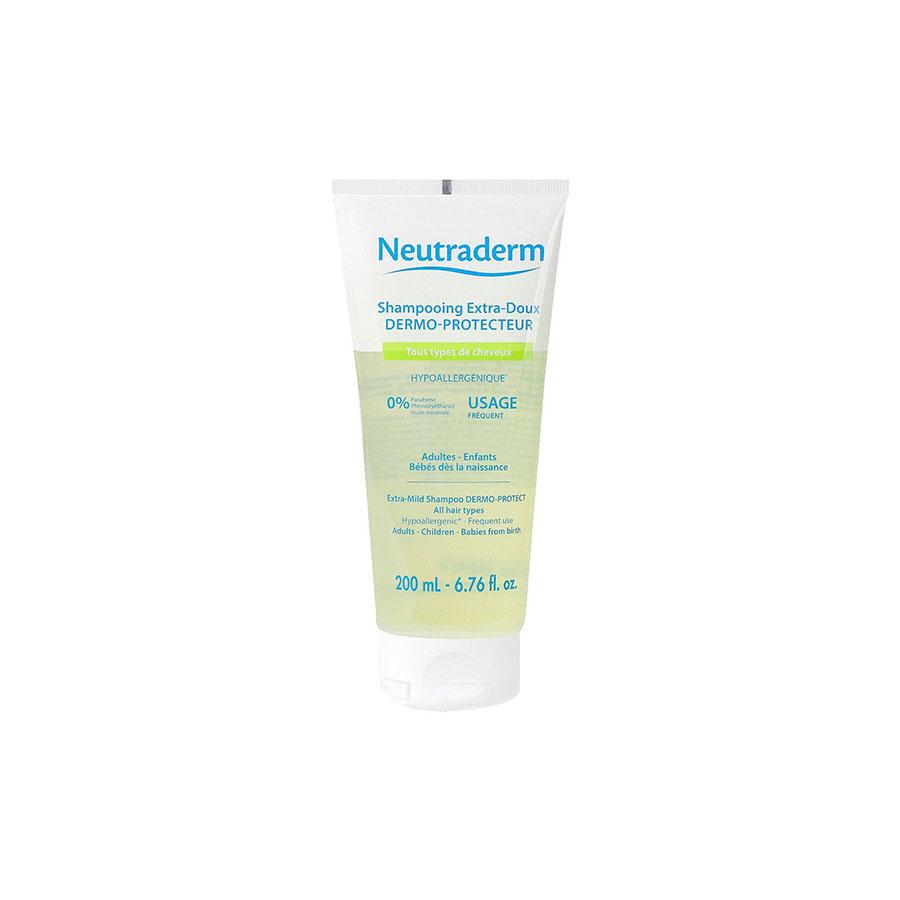 Shampoing extra-doux dermo- protecteur 200 ml