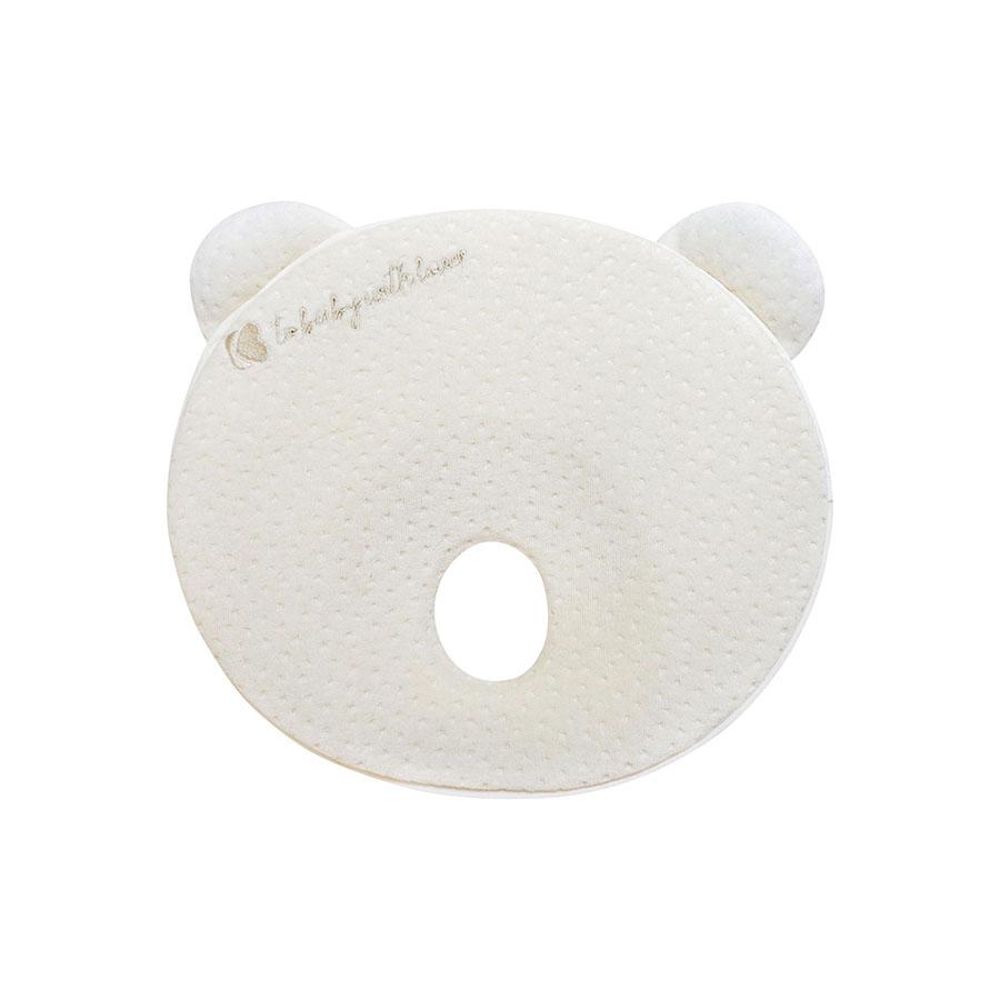 Anti tête plate Bear Blanc