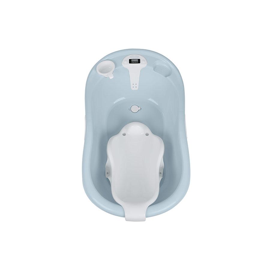 Baignoire Lavera Bleu avec thermomètre
