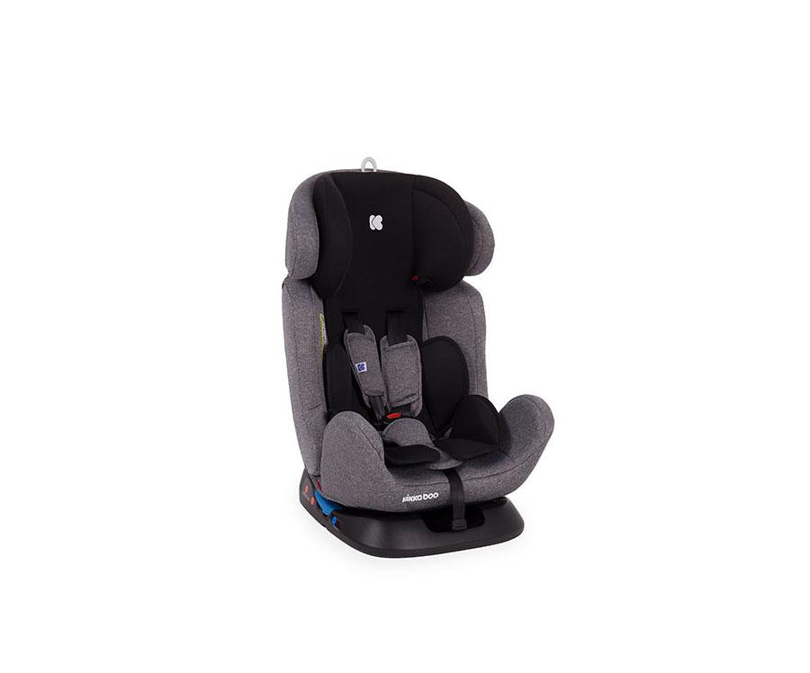 Siège auto 0-1-2-3 (0-36 kg) 4 Safe Noir