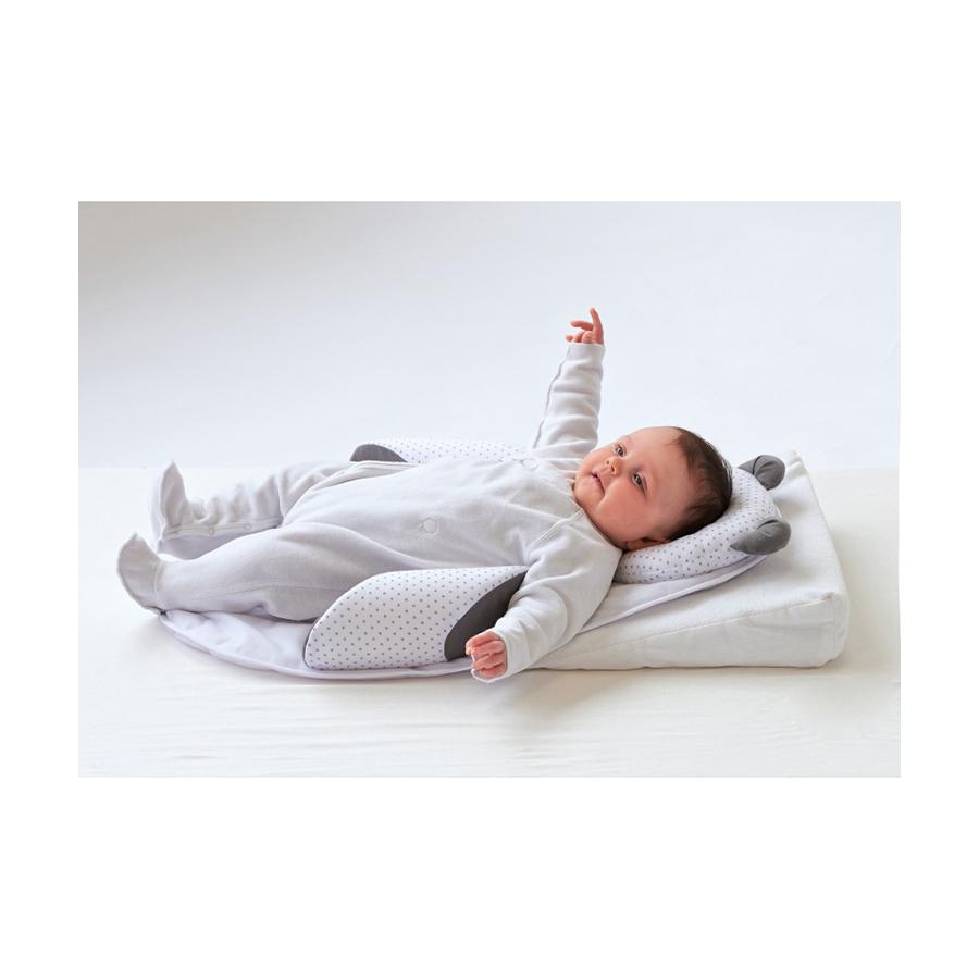 Support de sommeil bébé panda pad