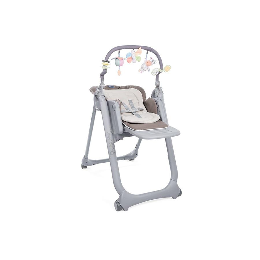 Chaise haute bébé polly magic relax