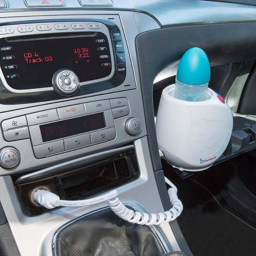 Chauffe-biberon Easy + pour maison / voiture