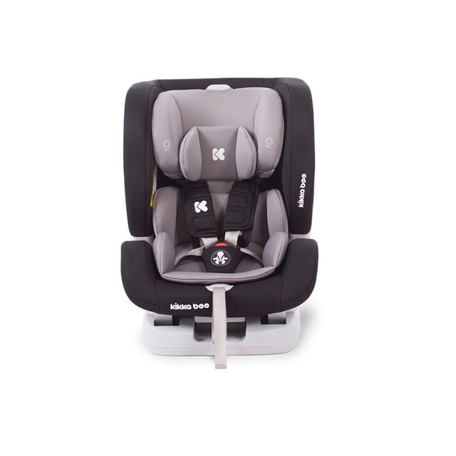 Car seat 0-1-2-3 (0-36 kg) 4in1 Black
