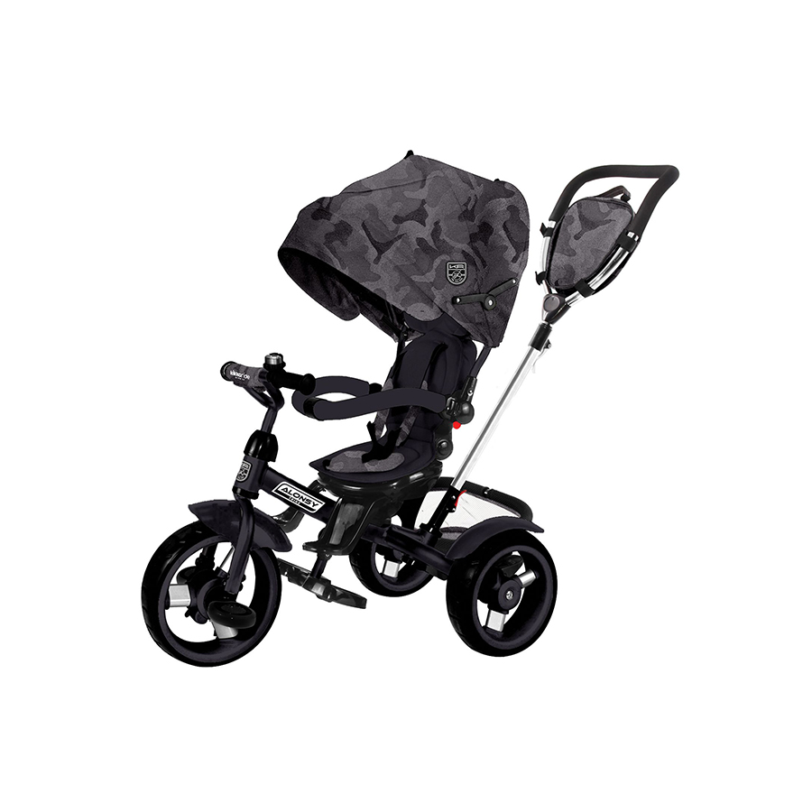 Tricycle Alonsy Black Camouflage