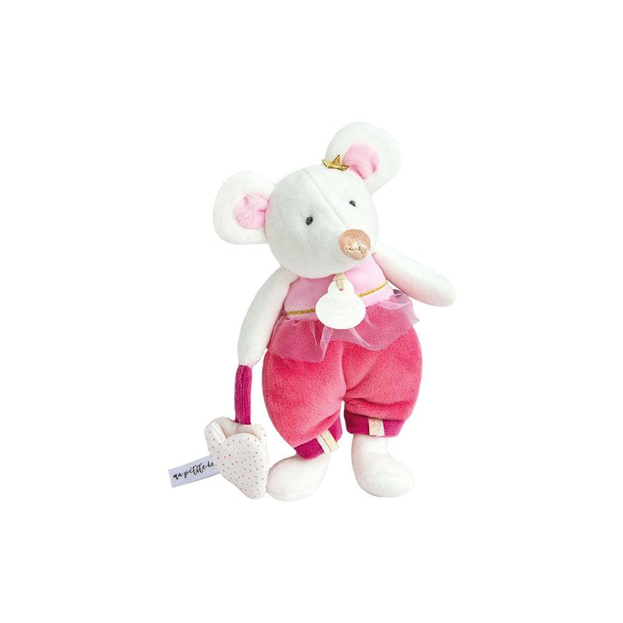 La petite souris va passer – Léonie en Pyjama Framboise