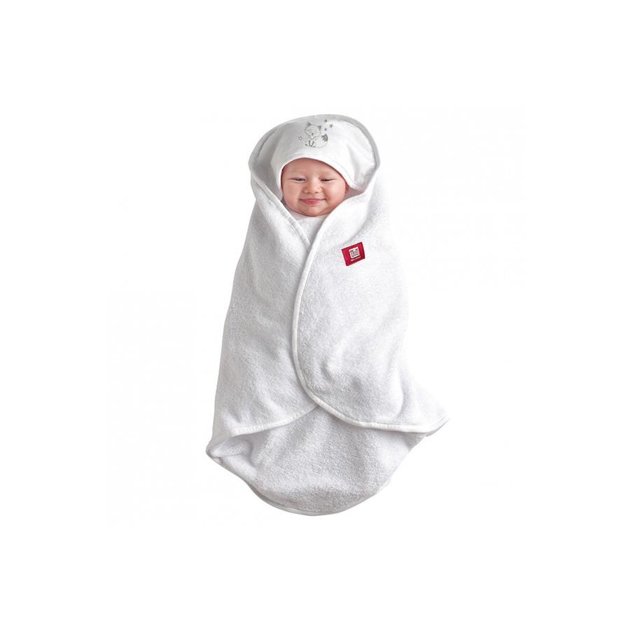 Babynomade bain Happy fox Blanc 0/6 mois