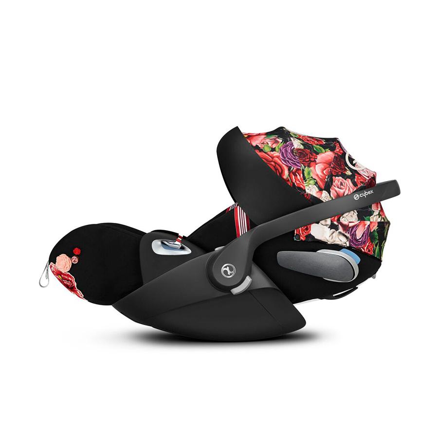Siège-auto Cloud Z i-size Spring Blossom Dark/black