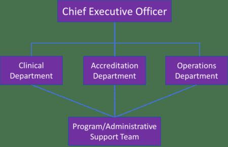 BFUSA Organization Chart