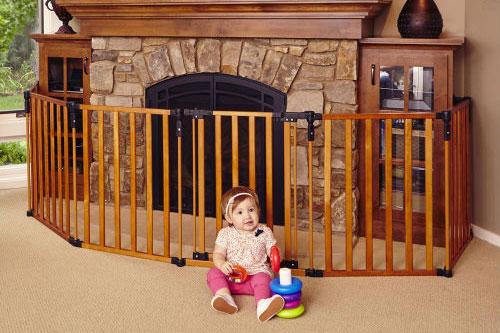 The Best Wooden Baby Gates Of 2018  Baby Gate Guru