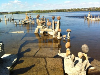 Remic Rapids Rock Art - Sept. 2013