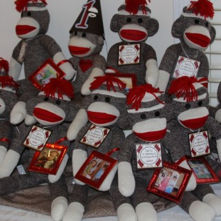 Sock Monkey Birthday Bash!