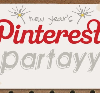 Bring on the New Year with a Pinterest Partayy!