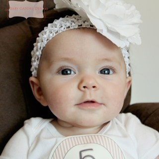 Letters to Sidney: 5 Months Old