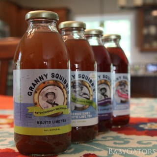 Granny Squibb's Iced Teas Review & Giveaway