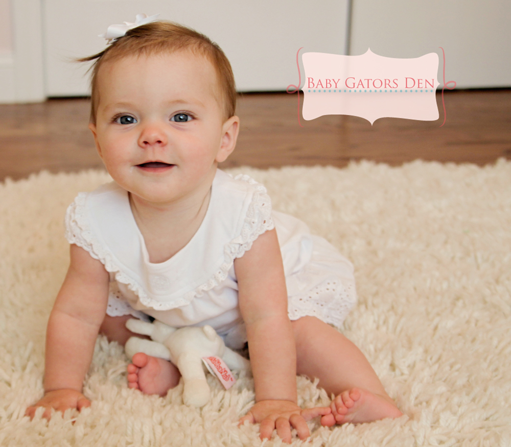 Letters to Sidney: 8 months old