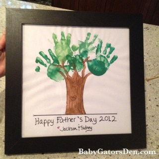 Father's Day Pinterest Project