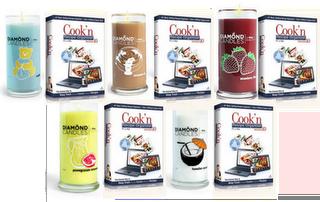 Cook'n & Diamond Candle Giveaway!
