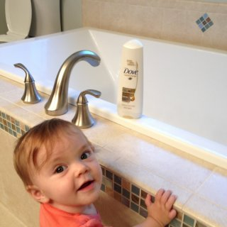Dove Nourishing Oil Hair Conditioner {Review & $1,000 Spafinder gift card Giveaway}