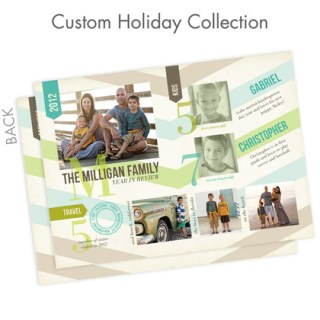 Tiny Prints Holiday Card Time {Giveaway)