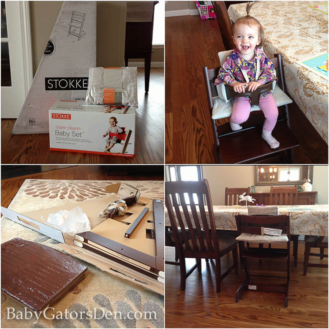 if i had done that i would have learned that the only chair to buy for a child is the stokke tripp trapp chair