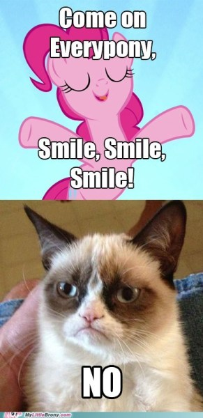 I love grumpy cat and this is exactly how I felt when writing this, lol.
