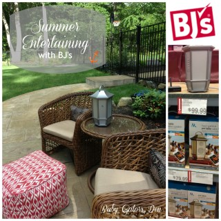 Summer entertaining with BJ's Wholesale Club