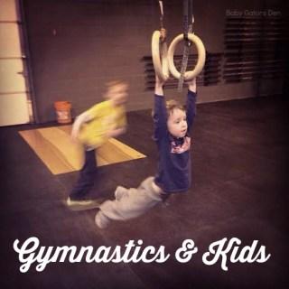 How Gymnastics Changed my Son