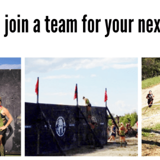 Why you should join a team for your next Spartan Race