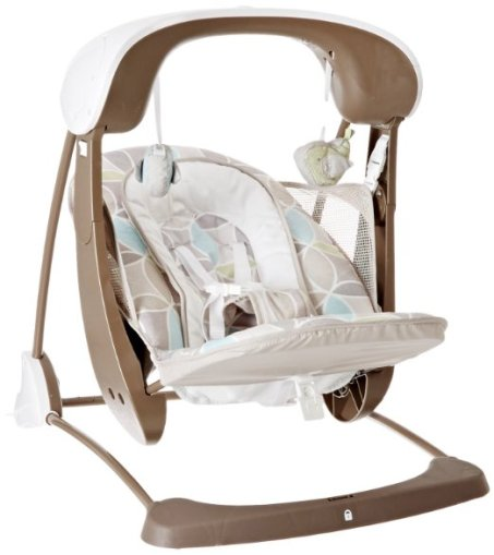 best portable baby swing