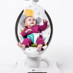 4moms High Chair Ikea Hanging Wicker Mamaroo Baby Swing Review Gear Specialist