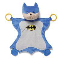 Batman GUND Activity Baby Blanket - Baby Geek
