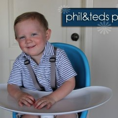 Phil Teds Poppy High Chair Covers For Recliners Uk Baby Gizmo Spotlight Review There Is A New On The Block And This One From Keeping In Mind Those Busy Modern Parents Who May Be Short Space Time