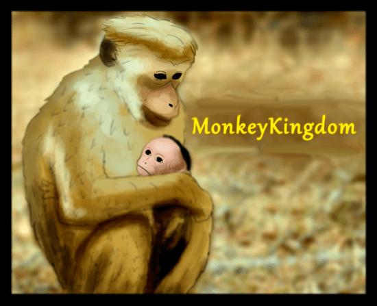 The Making of Monkey Kingdom