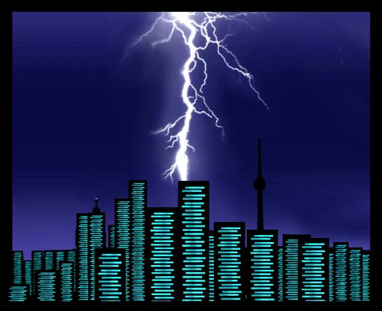 Seeing Thunder