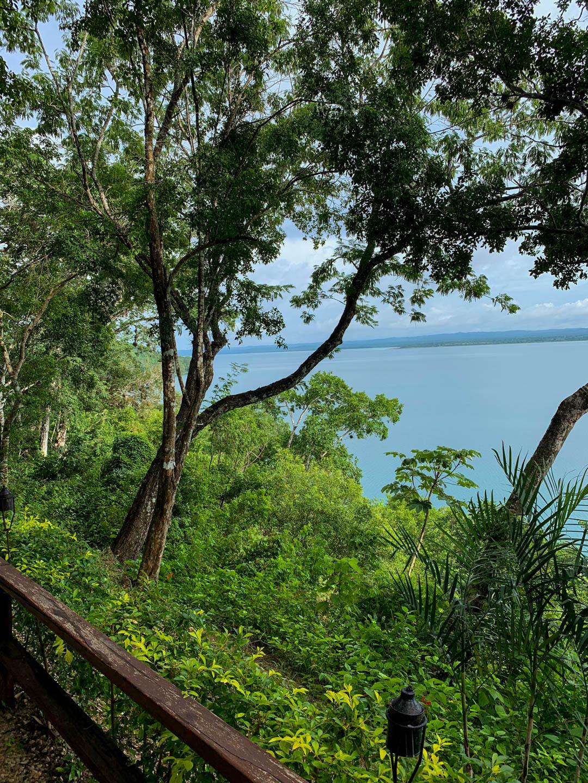La Lancha review view from mirador