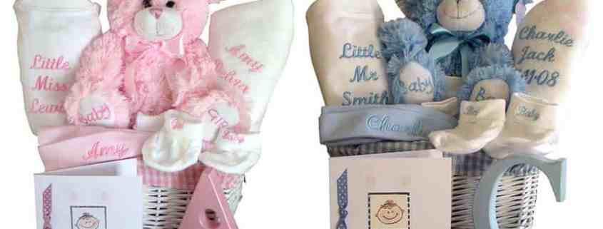 Would You Like To Buy Some of the Best Personalised Baby Gifts in the UK - Baby Hamper Gift