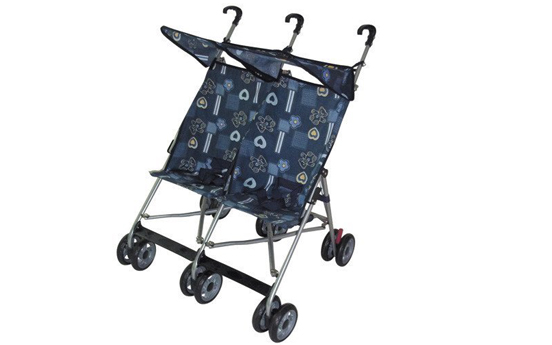 AmorosO Twin Double Jogging Stroller Review