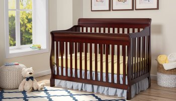 Delta Children Canton 4 In 1 Crib Review