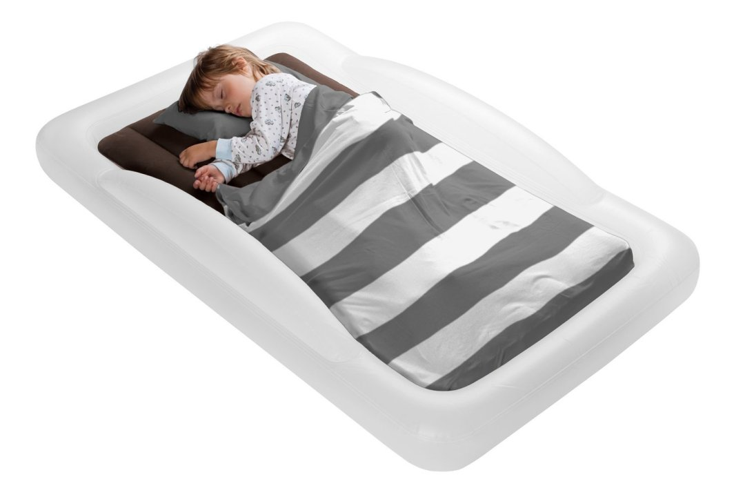 The Shrunks Toddler Travel Bed Our Top Choice