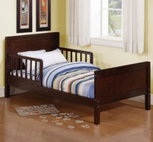 Baby Relax Toddler Bed