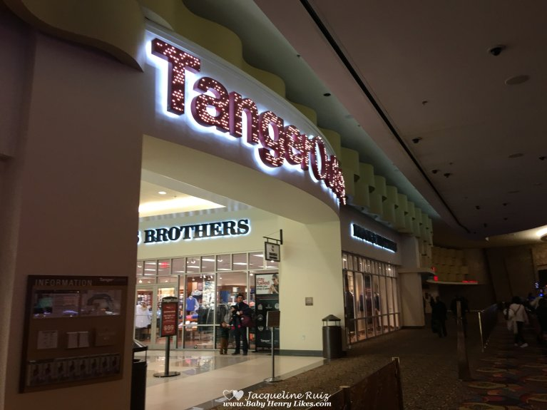 Out and About in Connecticut - 8 of my favorite places - Tanger Outlets at Foxwoods - by Baby Henry Likes