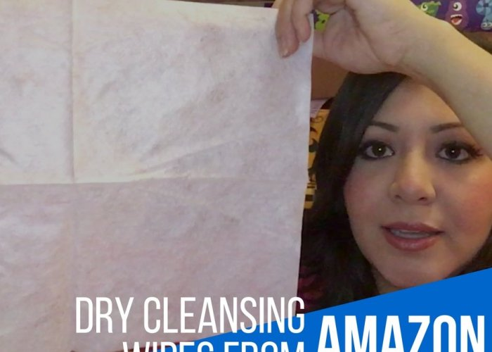 New Video on My YouTube Channel: Dry Cleansing Wipes: Dealing With My Newborn's Rash!