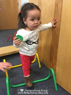 Hypotonia Health Update: My Daughter's Journey To Completing Her Last Major Milestone! by Baby Henry Likes at www.BabyHenryLikes.com