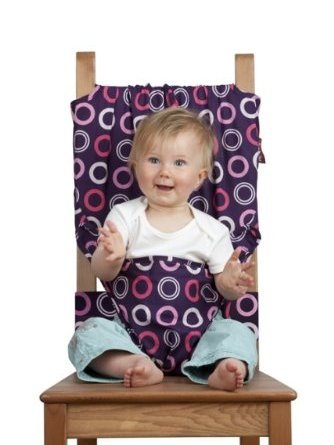 Tot seat chair harness in bramble